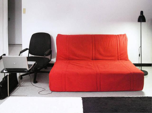 Apartment of the future - Furniture that does more