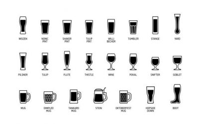 Types of cups: models and what they are for